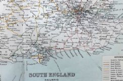 2nd October 2019. Philips' British Maps